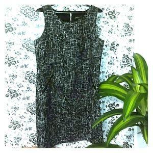Dana Bushman Career Sleeveless Dress Size 14